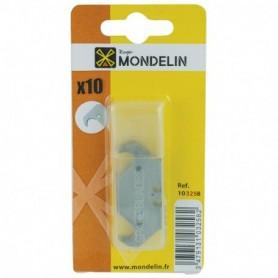 BOITE 10  LAMES CROCHET /C - 103258 - MOB MONDELIN   GENMA