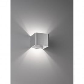 Applique LED 500lm 3000K Alu - FH - 30256