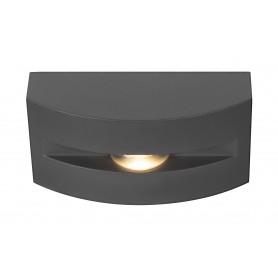 OUT-BEAM FRAME, applique et plafonnier extérieur, anthracite, LED, 3,5W, 3000K, IP55