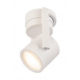 OCULUS, applique et plafonnier intérieur, blanc, LED, 10,5W, 2000-3000K, Dim to warm