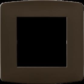 "Plaque ""chocolat"" 1 poste - 61993 - EUROHM | GENMA"
