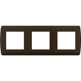 "Plaque ""chocolat"" 3 postes - 61996 - EUROHM | GENMA"