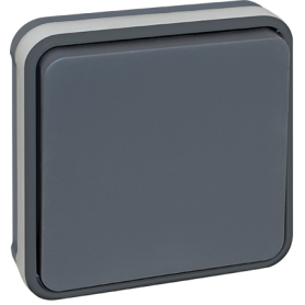 OXXO VV GRIS ENCASTRE IP55  - 60880 - EUROHM | GENMA