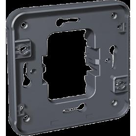 OXXO Cadre support pour autres fctions encas GRIS IP55 - 60886 - EUROHM | GENMA