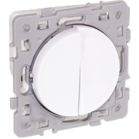 SQUARE RENO double VV BLC  - 60510 - EUROHM | GENMA
