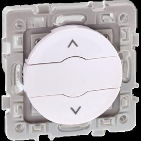 SQUARE RENO inter VR 3 BOUTONS BLC - 60523 - EUROHM | GENMA