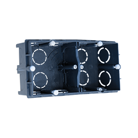 Boite maconnerie double entr57 p40 - 52110 - EUROHM | GENMA