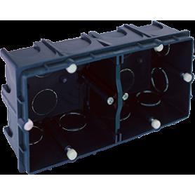 Boite maconnerie double XL ent.71 p50 H/V - 52116 - EUROHM | GENMA