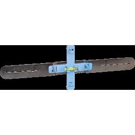 Accessoire + niveau Boites maconnerie - 52123 - EUROHM | GENMA