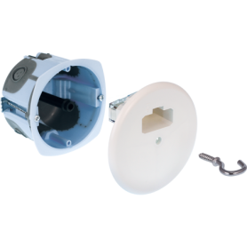 Boite DCL airmetic + couvercle - 53060 - EUROHM | GENMA