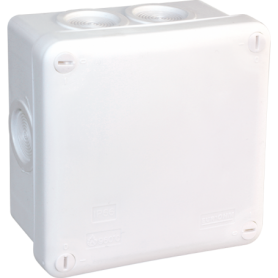 Boîte blanche IP55 memb.105X105  - 50224 - EUROHM   GENMA