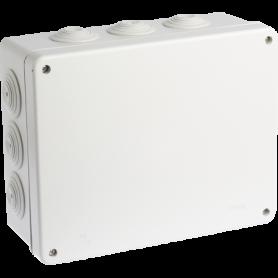 Boîte IP55 240x190x90 antiUV - 50009B - EUROHM   GENMA