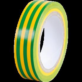 Ruban vert/jaune 15x10 - 72001 - EUROHM   GENMA