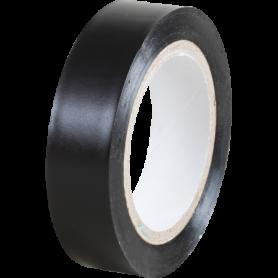 Ruban noir 15x10 - 72002 - EUROHM   GENMA