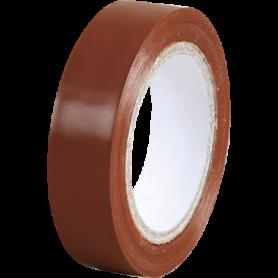 Ruban brun 15x10 - 72004 - EUROHM   GENMA