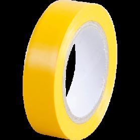 ruban isolant jaune 15x10 - 72009 - EUROHM   GENMA