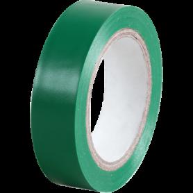 Ruban isolant vert 15x10 - 72011 - EUROHM   GENMA