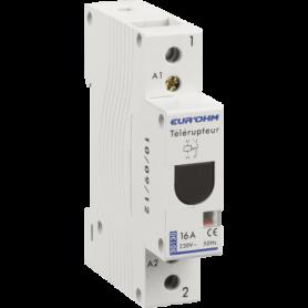 Télérupteur 16A 1F - 30130 - EUROHM | GENMA