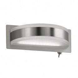 Puk Applique 1-x LED 6W nickel  mat
