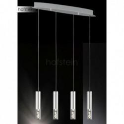 Bubble Suspension 4-x LED 5W .. nickel  mat