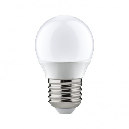 LED sphérique 4W E 27 230V 2700K
