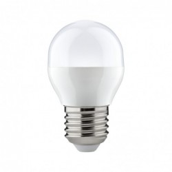 Ampoule sphérique 6W E14 230 V 2700K
