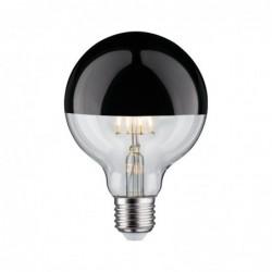 Globe LED 95 5W E27 cal réf Nr Chr grad