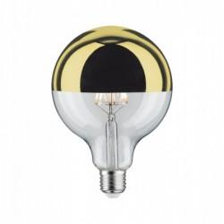 Globe LED125 5W E27 cal réf Doré grad