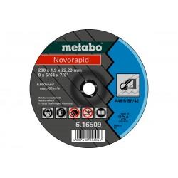 Novorapid 230x1,9x22,23 acier - 616509000