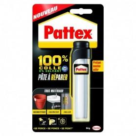 PATTEX Colle Pâte Epoxy 100% Pâte à Réparer 64g 1875862 | GENMA