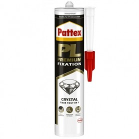 PATTEX Colle Fixation PL Premium Crystal Cart 290g 1957323 | GENMA