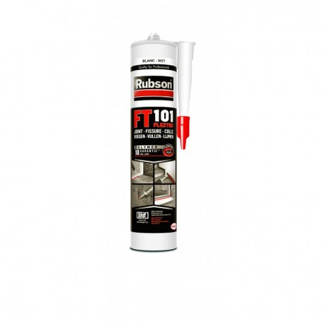 RUBSON Mastic FT 101 Joint Fissure Colle Ton Pierre Cart 280ml 1104548   GENMA