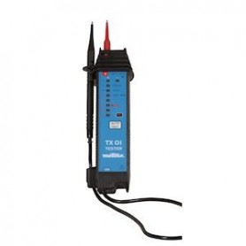 TX01 VOLTAGE TESTER - TX0001-Z - METRIX | GENMA