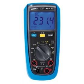 MTX203 DMM BASIC 6Kpts TRMS AC - MTX203-Z - METRIX | GENMA