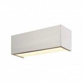 CHROMBO, applique, LED, alu brossé/chrome, 30cm, 9,7W, 3000K, 230V