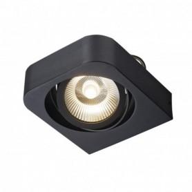 LYNAH LED, applique, simple, noir, LED 16W 3000K