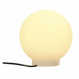 ROTOBALL FLOOR 25 luminaire extérieur, blanc, E27, max. 24W, IP44