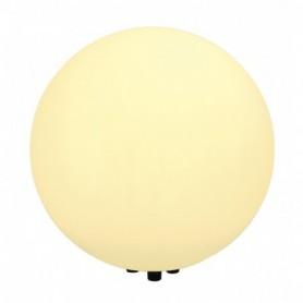 ROTOBALL FLOOR 50 luminaire extérieur, blanc, E27, max. 24W, IP44