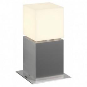 SQUARE POLE 30 LED, borne extérieure, inox 316, 3000K, IP44