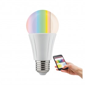 Ampoule RGBW LED 7,5W E27 230V