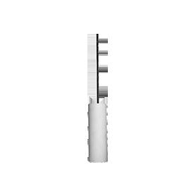 TUBA 150 C - Détecteur tubulaire pour liquides très agressifs