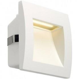 DOWNUNDER OUT LED S, encastré mural blanc, LED 0.96W 3000K