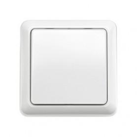 CONTROL BY TRUST. interrupteur mural sans fil simple - 470812 - SLV | GENMA