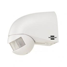 Détecteur de mouvement infrarouge IP44. blanc - 410861 - SLV   GENMA