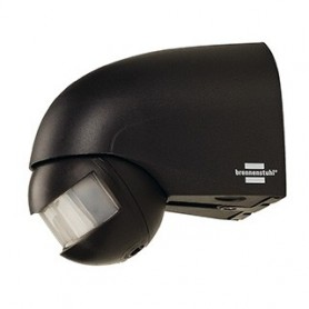 Détecteur de mouvement infrarouge IP44. anthracite - 410865 - SLV   GENMA