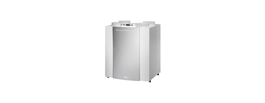 Ventilation double flux centralisée | GENMA