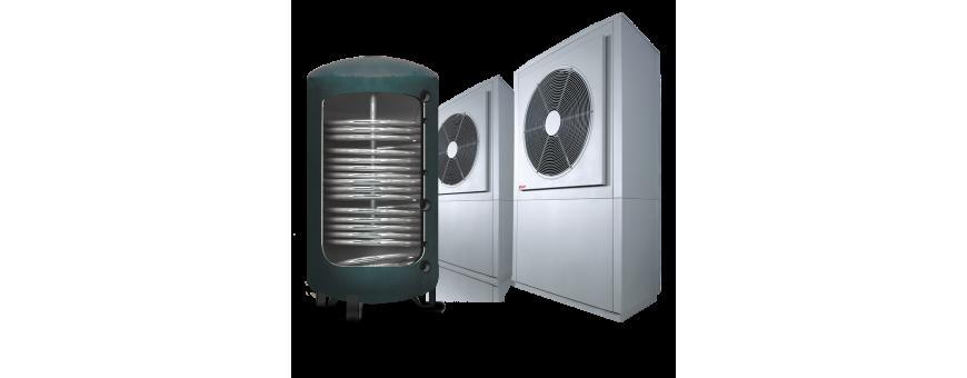 Solution thermodynamique pour ECS et chauffage collectif | AUER | GENMA