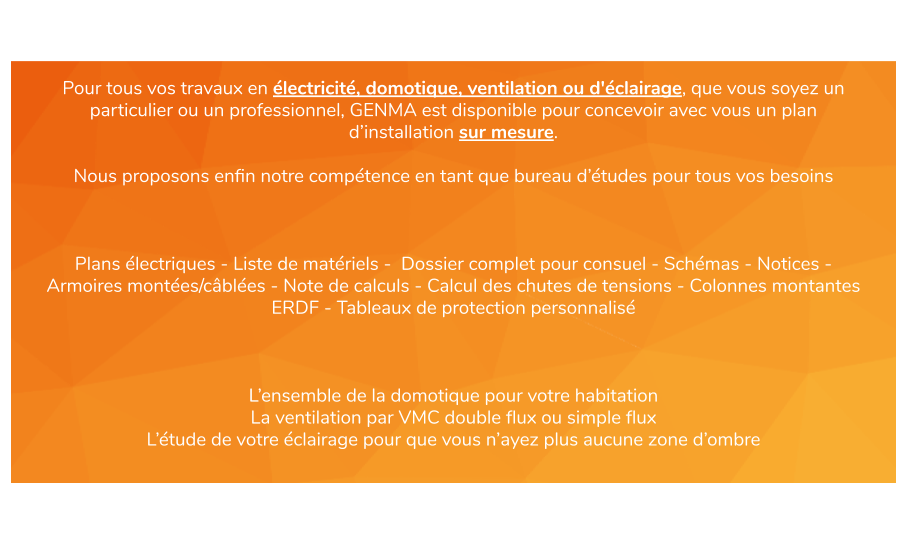 description conseil perso genma